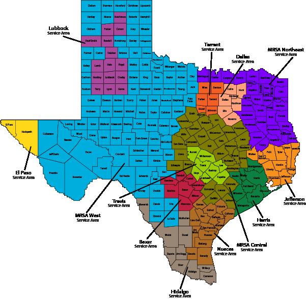 Event Calendar - Mapas de texas